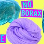 Get No Glue Slime Recipes from Bergeron Knows