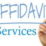 Get Affidavit Services in Toronto