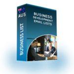 Business Development Email List | Mailing Database in Australia