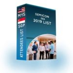 SEMICON Sea 2019 | Attendees List | ProDataLabs