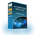 Automotive Industry Email List | Get it only for $300 | ProDataLabs
