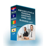 B2B Executive Personal Assistant Email List | ProDataLabs