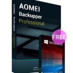 AOMEI Backupper Professional 5.5 offers extensive design updates and improved file synchronization performance
