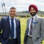 Munish Bhatt and Gurbir Sodhi Barfoot and Thompson Auckland