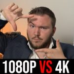 4K VS 1080 – WHAT YOU NEED TO KNOW
