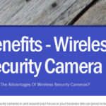 What Are The Advantages Of Wireless Security Cameras?