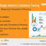 Google Ecommerce Tracking Opencart 3.0 – Purchasetheme