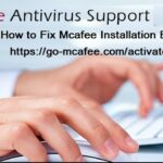 IS IT POSSIBLE TO FIX McAfee INSTALLATION ERROR CODE 0?