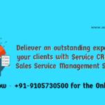 After Sales Service Management Software