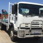 TSS Carriers   Hiab and Crane Truck Hire   Transport Services Company Sydney
