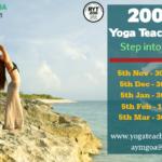 Hatha/Ashtanga Flow Yoga Teacher Training course in Goa