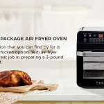 Yedi Air Fryer Oven XL Review – The All-In-One Air Fryer